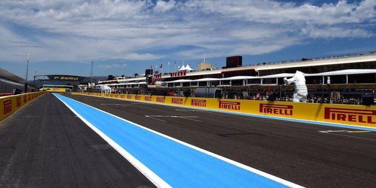 El Gran Premio de Francia