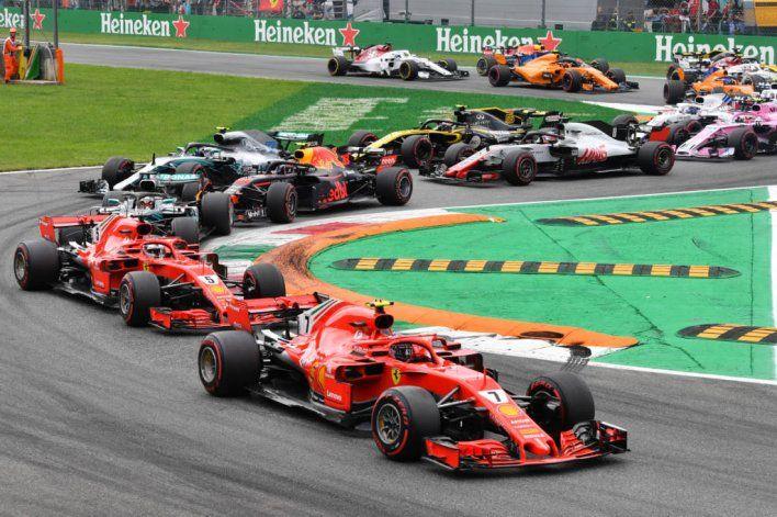 El Gran Premio de Italia esta previsto que se lleve a cabo el próximo 6 de septiembre en el circuito de Monza.