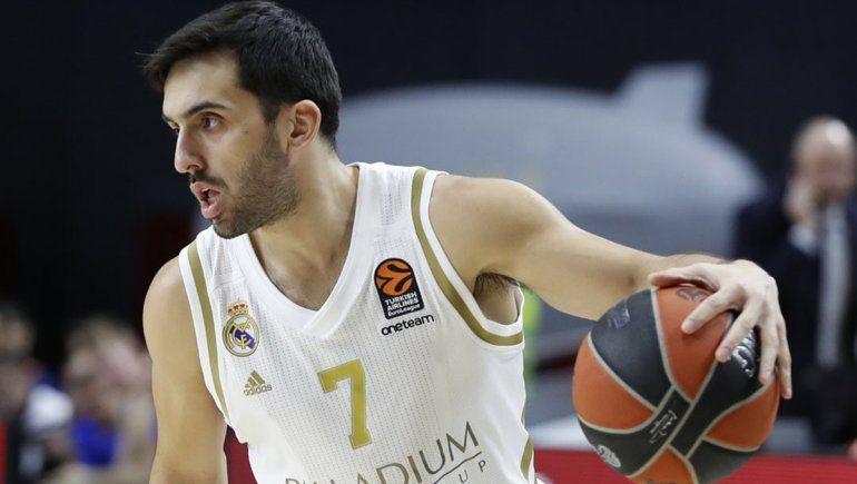 El guiño de una estrella a Campazzo: Merece estar en la NBA