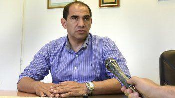 Luis Sánchez, ministro de Deportes.