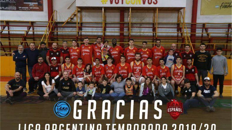 Centro Español despide la temporada. ¿Será la última del Torito?.