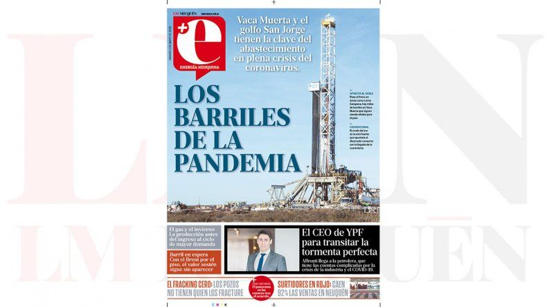 Los barriles de la pandemia