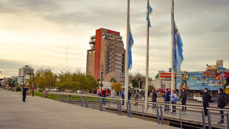 Emotivo homenaje a los caídos en el hundimiento del crucero General Belgrano