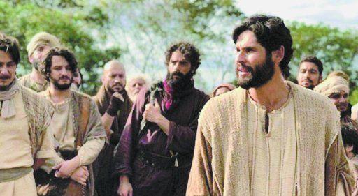 Jesús fue el programa más visto del lunes y lideró el prime time.