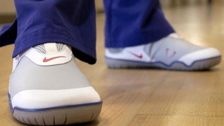 Nike donará zapatillas deportivas a los trabajadores de la salud