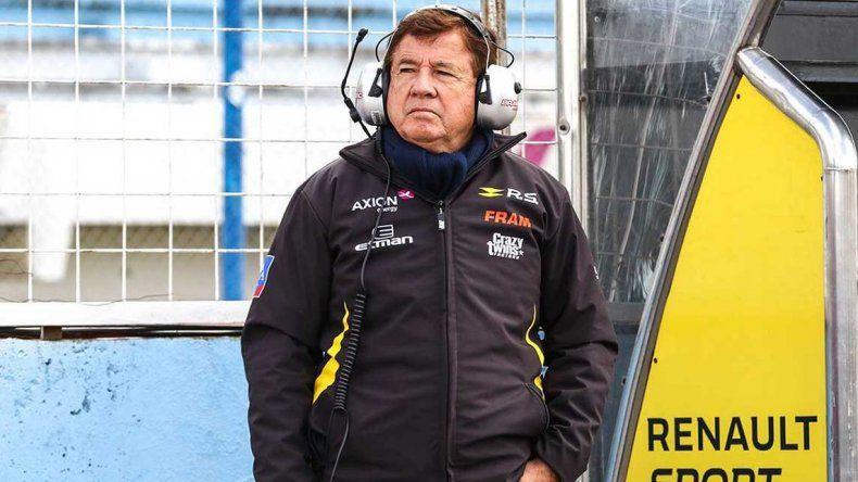 Miguel Angel Guerra se refirió a la relación que tuvo con Juan María Traverso en su época de pilotos.