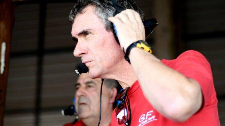 Gabriel Furlánno fue muy optimista al referirse al futuro del automovilismo en Argentina.