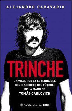 El libro en homenaje al ex futbolista.