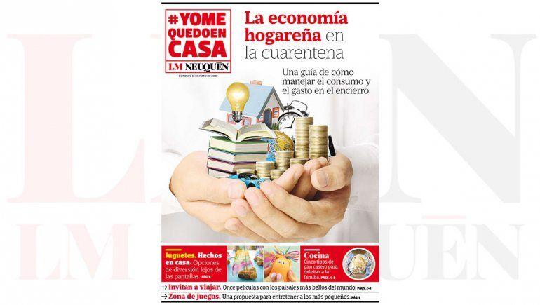 La economía hogareña en la cuarentena