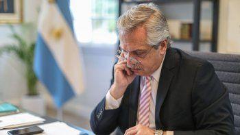 gutierrez confirmo la visita del presidente el viernes