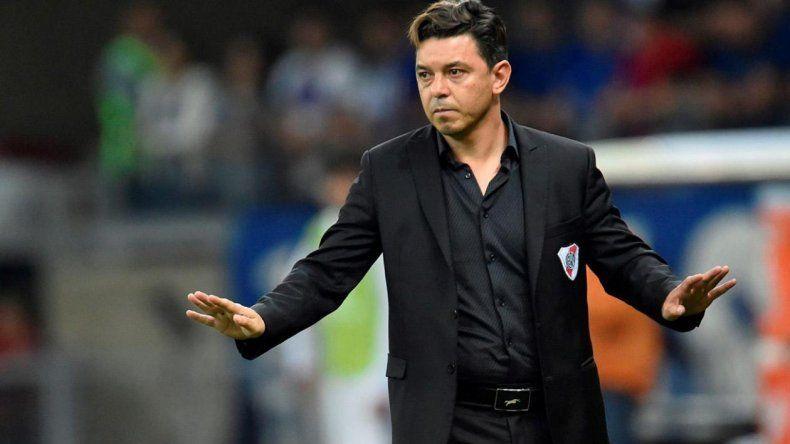 Gallardo: Veo un fútbol argentino que va en decadencia