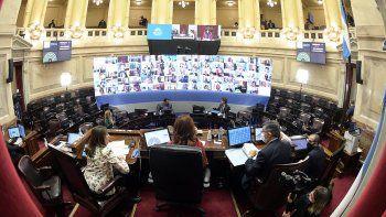 el gobierno enviara al congreso un proyecto de moratoria impositiva