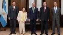 la corte suprema define el per saltum de los tres jueces