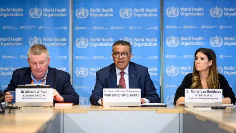 En alerta por los anuncios: la OMS pide cautela frente a un nacionalismo de vacunas