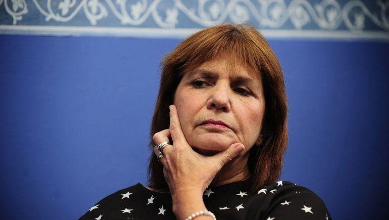 Patricia Bullrich habló de la interna en Cambiemos