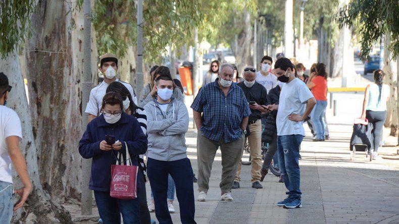 En 28 días, Neuquén capital sumó 172 nuevos casos de coronavirus