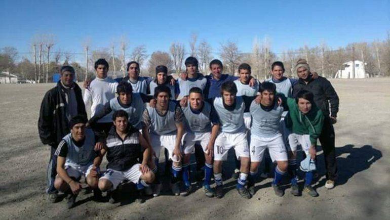 Foto del primero equipo de Deportivo Rincón.