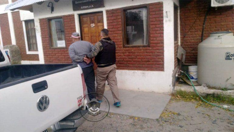 Cayó González Pino: estuvo vinculado al primer triple crimen de Cipolletti y llegó a estar 12 años prófugo