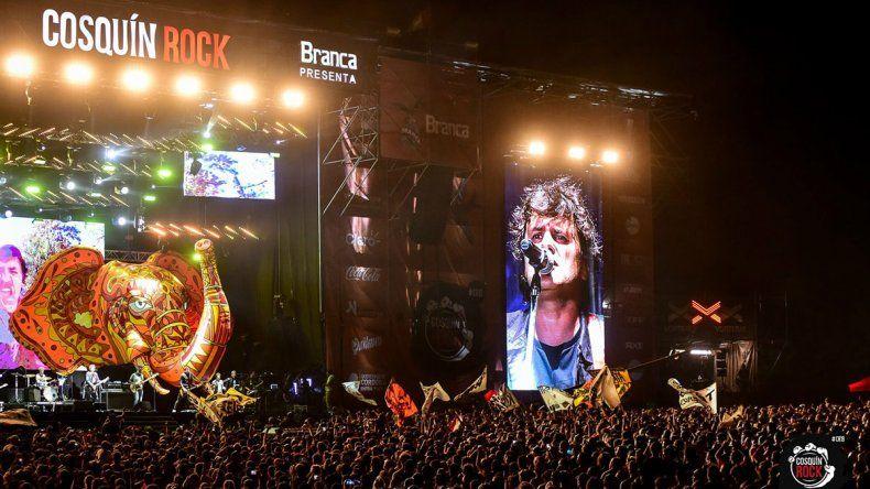 El Cosquín Rock ya se prepara para su versión virtual