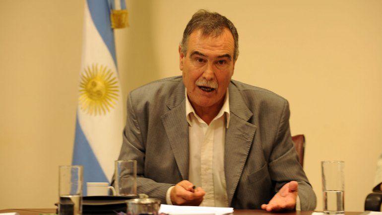 Bertoldi: No nos alcanza la coparticipación para pagar los sueldos