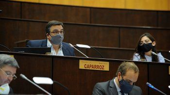 el mpn legislativo celebro el barril criollo