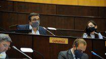 legisladores del mpn sumaron su apoyo a la ministra storioni