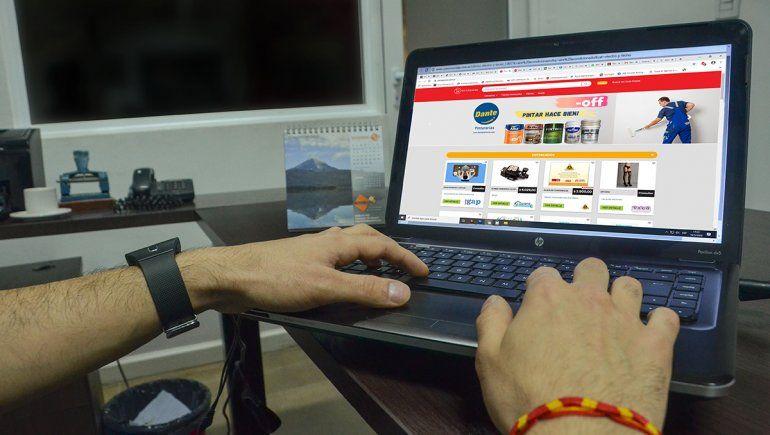 El Mercado Libre de los neuquinos ya está online
