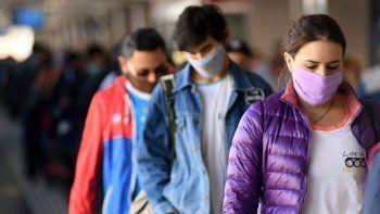 coronavirus: 704 nuevos casos y doce muertes en las ultimas 24 horas