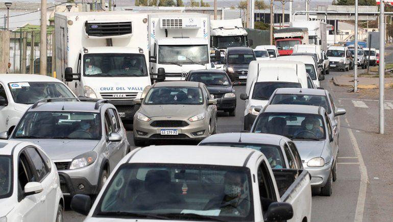 Aumentó el cuádruple el ingreso de automóviles a la ciudad