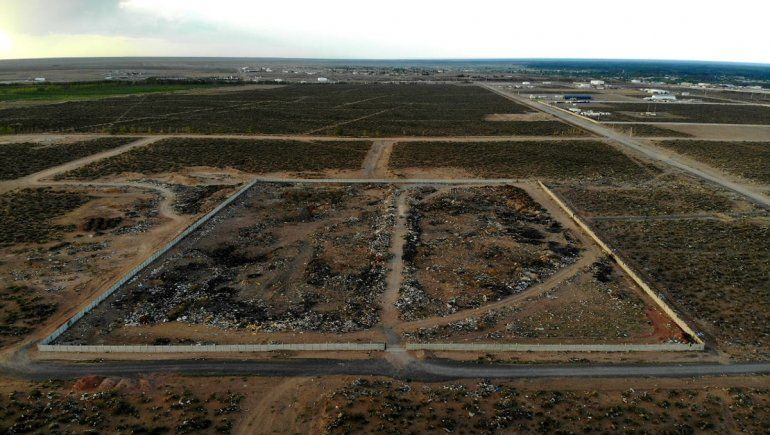 En Centenario ya lotean tierras en el parque industrial