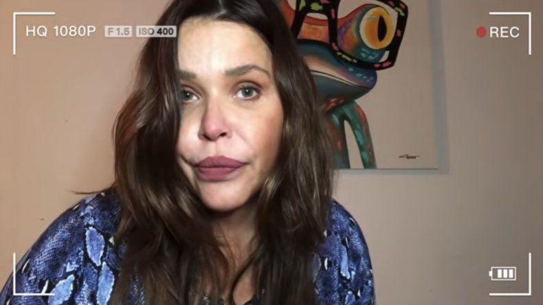 Nazarena Vélez, contra una ex pareja: Me filmó teniendo relaciones sin que yo me entere
