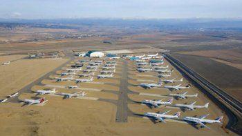 el aeropuerto que no para de crecer en medio de la pandemia