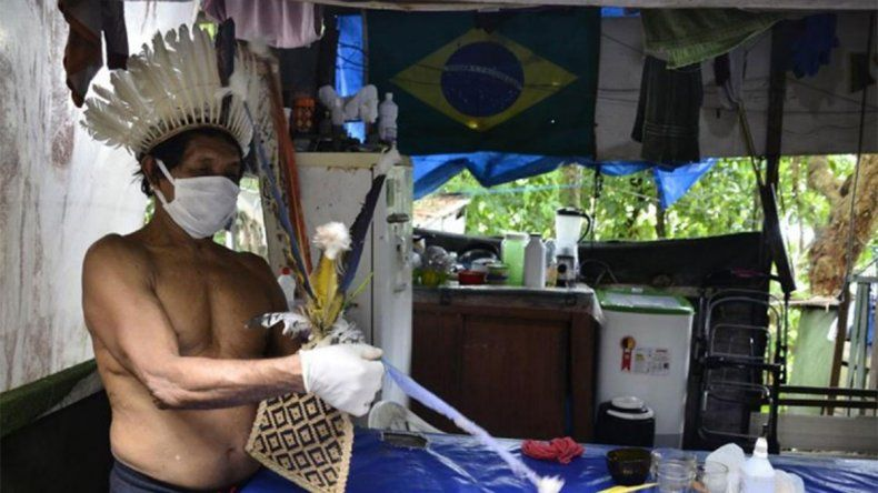 Alertan que el Covid-19 podría diezmar a las poblaciones más vulnerables de Brasil