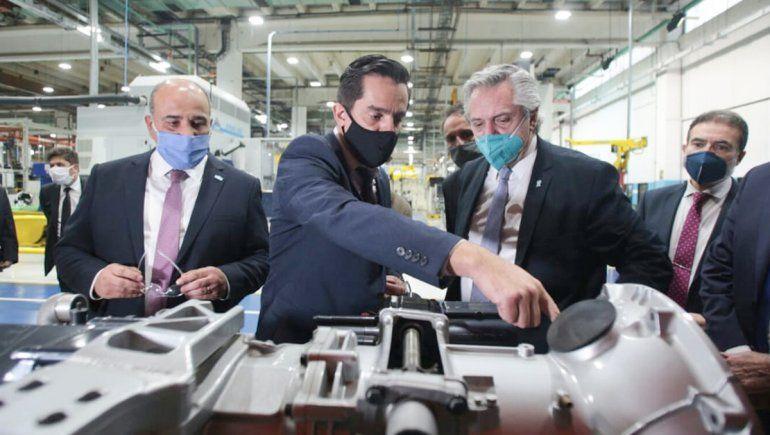 Alberto, en el norte: La economía se pondrá en marcha como en 2003