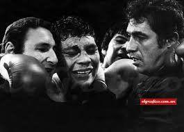 Víctor Emilio Galíndez y una noche épica de las mejores peleas de la historia.