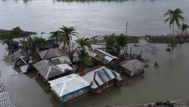 India y Bangladesh, en medio de la pandemia, sufren el ciclón más devastador