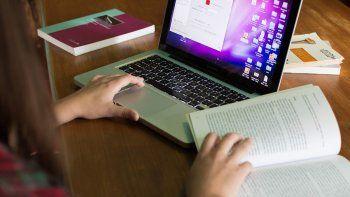 en neuquen el 21% de alumnos primarios no tiene internet