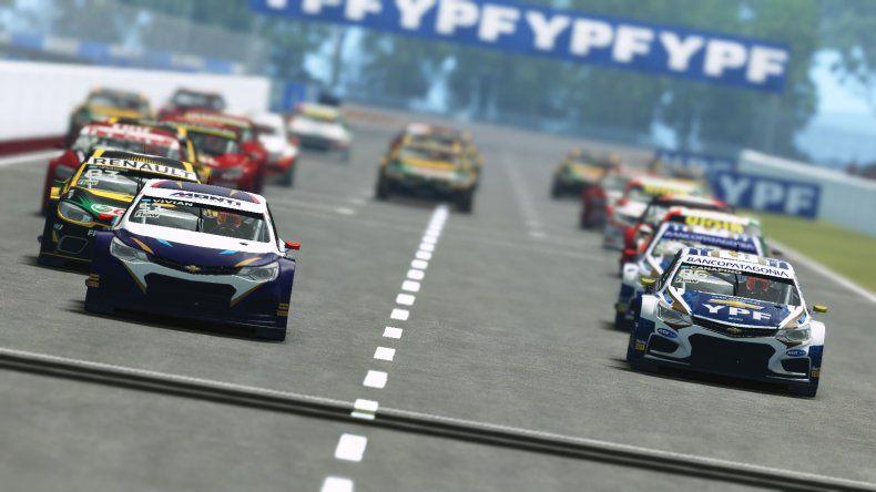 El Súper TC2000 eSport definirá el torneo exclusivo de pilotos oficiales y en la pugna por el cetro hay diez contendientes.