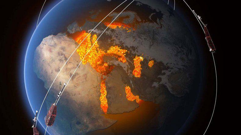Hallazgo alarmante: se debilita el campo magnético terrestre