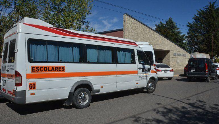 Los transportistas escolares dejan de ganar $5 millones