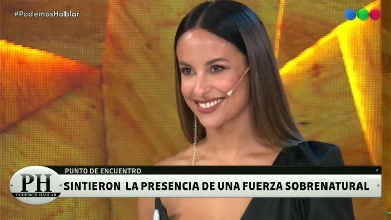 Lourdes Sánchez contó que veía duendes de chica y que encontró un estacionamiento de ovnis