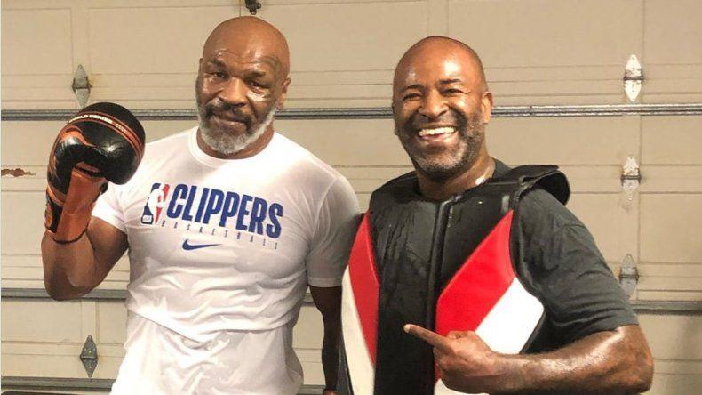 Tyson explicó por qué vuelve al ring a los 53 años
