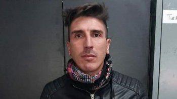 liberaron y abrieron una causa por violencia al ex futbolista arano