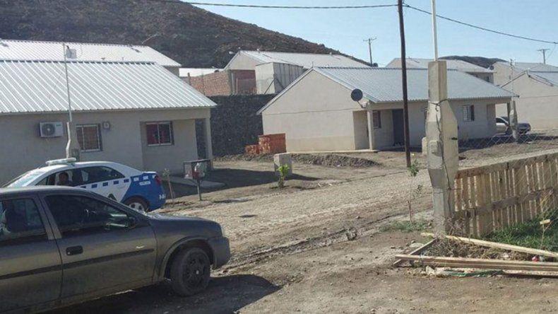 Madre y sus cuatro hijos ocuparon una vivienda para no quedar en la calle