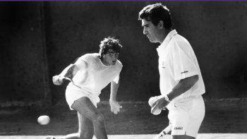 el drama que vivio ex tenista que acuso a su padre de maltrato fisico