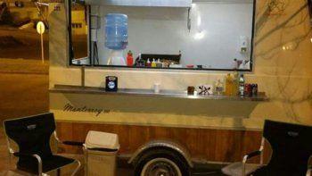 los food trucks son un nuevo blanco de los delincuentes