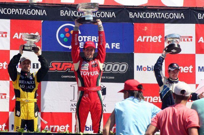 Matías Rossi recordó cuál fue una de sus mejores victorias dentro de su campaña en el Súper TC2000.