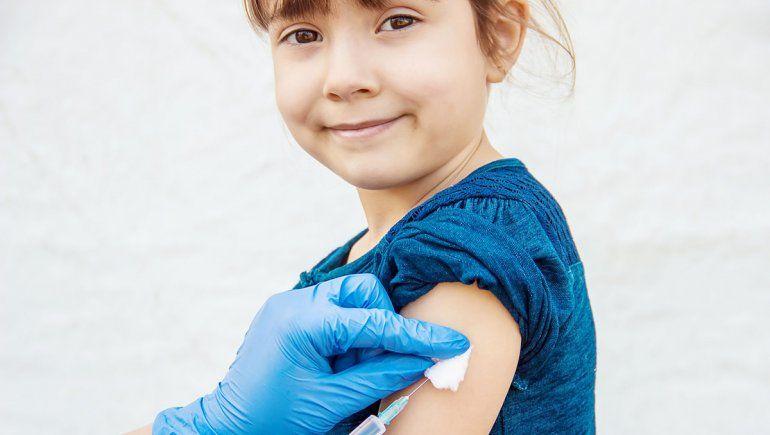 Coronavirus: alarma por la falta de vacunación en los niños