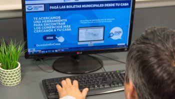 la muni lanza un mercado virtual de toda la ciudad