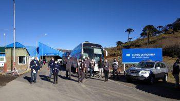 vuelta a casa: regresa el segundo grupo de varados en chile